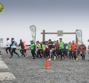 pim1909lues6546e; Running in Patagonia for the eighth edition of the Patagonian International Marathon 2019 in Provincia de Última Esperanza, Patagonia Chile; International Marathon; Octava Edición Maratón de la Patagonia, Chile 2019;