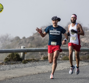 pim1909lues6582e; Running in Patagonia for the eighth edition of the Patagonian International Marathon 2019 in Provincia de Última Esperanza, Patagonia Chile; International Marathon; Octava Edición Maratón de la Patagonia, Chile 2019;