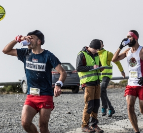 pim1909lues6594e; Running in Patagonia for the eighth edition of the Patagonian International Marathon 2019 in Provincia de Última Esperanza, Patagonia Chile; International Marathon; Octava Edición Maratón de la Patagonia, Chile 2019;