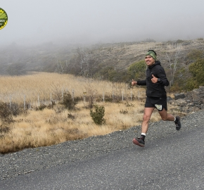 pim1909lues6780e; Running in Patagonia for the eighth edition of the Patagonian International Marathon 2019 in Provincia de Última Esperanza, Patagonia Chile; International Marathon; Octava Edición Maratón de la Patagonia, Chile 2019;