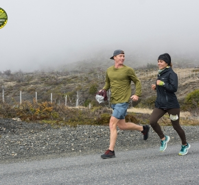 pim1909lues6820e; Running in Patagonia for the eighth edition of the Patagonian International Marathon 2019 in Provincia de Última Esperanza, Patagonia Chile; International Marathon; Octava Edición Maratón de la Patagonia, Chile 2019;