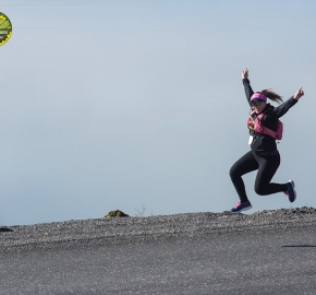 pim1909lues7193e; Running in Patagonia for the eighth edition of the Patagonian International Marathon 2019 in Provincia de Última Esperanza, Patagonia Chile; International Marathon; Octava Edición Maratón de la Patagonia, Chile 2019;
