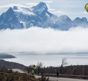 pim1909lues7355e; Running in Patagonia for the eighth edition of the Patagonian International Marathon 2019 in Provincia de Última Esperanza, Patagonia Chile; International Marathon; Octava Edición Maratón de la Patagonia, Chile 2019;