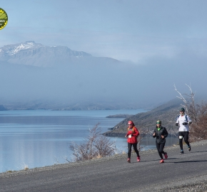 pim1909lues7376e; Running in Patagonia for the eighth edition of the Patagonian International Marathon 2019 in Provincia de Última Esperanza, Patagonia Chile; International Marathon; Octava Edición Maratón de la Patagonia, Chile 2019;