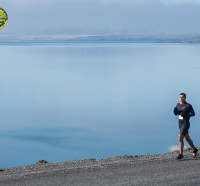 pim1909lues7389e; Running in Patagonia for the eighth edition of the Patagonian International Marathon 2019 in Provincia de Última Esperanza, Patagonia Chile; International Marathon; Octava Edición Maratón de la Patagonia, Chile 2019;
