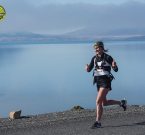 pim1909lues7405e; Running in Patagonia for the eighth edition of the Patagonian International Marathon 2019 in Provincia de Última Esperanza, Patagonia Chile; International Marathon; Octava Edición Maratón de la Patagonia, Chile 2019;