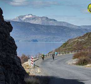 pim1909lues7662e; Running in Patagonia for the eighth edition of the Patagonian International Marathon 2019 in Provincia de Última Esperanza, Patagonia Chile; International Marathon; Octava Edición Maratón de la Patagonia, Chile 2019;