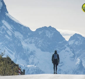 pim1909lues7838e1; Running in Patagonia for the eighth edition of the Patagonian International Marathon 2019 in Provincia de Última Esperanza, Patagonia Chile; International Marathon; Octava Edición Maratón de la Patagonia, Chile 2019;