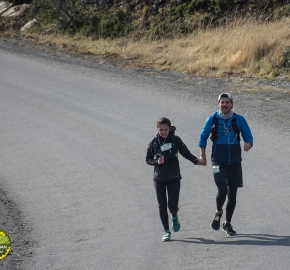 pim1909lues7993e; Running in Patagonia for the eighth edition of the Patagonian International Marathon 2019 in Provincia de Última Esperanza, Patagonia Chile; International Marathon; Octava Edición Maratón de la Patagonia, Chile 2019;