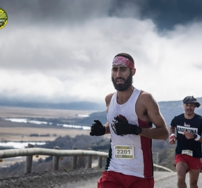 pim1909paai5579; Running in Patagonia for the eighth edition of the Patagonian International Marathon 2019 in Provincia de Última Esperanza, Patagonia Chile; International Marathon; Octava Edición Maratón de la Patagonia, Chile 2019;