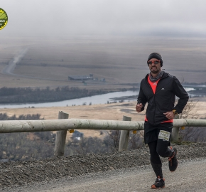 pim1909paai5592; Running in Patagonia for the eighth edition of the Patagonian International Marathon 2019 in Provincia de Última Esperanza, Patagonia Chile; International Marathon; Octava Edición Maratón de la Patagonia, Chile 2019;