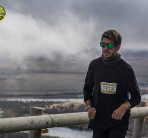 pim1909paai5625a; Running in Patagonia for the eighth edition of the Patagonian International Marathon 2019 in Provincia de Última Esperanza, Patagonia Chile; International Marathon; Octava Edición Maratón de la Patagonia, Chile 2019;