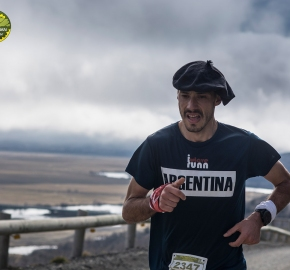 pim1909paai5761; Running in Patagonia for the eighth edition of the Patagonian International Marathon 2019 in Provincia de Última Esperanza, Patagonia Chile; International Marathon; Octava Edición Maratón de la Patagonia, Chile 2019;