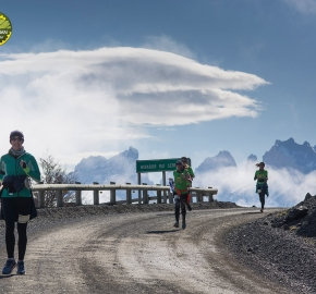pim1909paai5821; Running in Patagonia for the eighth edition of the Patagonian International Marathon 2019 in Provincia de Última Esperanza, Patagonia Chile; International Marathon; Octava Edición Maratón de la Patagonia, Chile 2019;