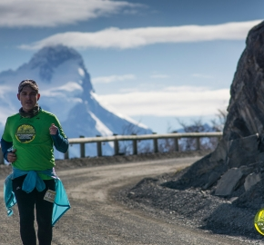 pim1909paai5884; Running in Patagonia for the eighth edition of the Patagonian International Marathon 2019 in Provincia de Última Esperanza, Patagonia Chile; International Marathon; Octava Edición Maratón de la Patagonia, Chile 2019;