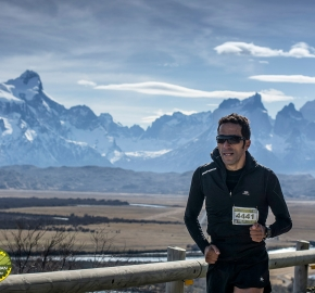 pim1909paai6050; Running in Patagonia for the eighth edition of the Patagonian International Marathon 2019 in Provincia de Última Esperanza, Patagonia Chile; International Marathon; Octava Edición Maratón de la Patagonia, Chile 2019;