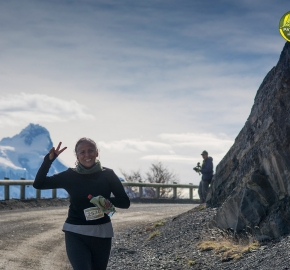 pim1909paai6164; Running in Patagonia for the eighth edition of the Patagonian International Marathon 2019 in Provincia de Última Esperanza, Patagonia Chile; International Marathon; Octava Edición Maratón de la Patagonia, Chile 2019;