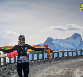 pim1909paai6179; Running in Patagonia for the eighth edition of the Patagonian International Marathon 2019 in Provincia de Última Esperanza, Patagonia Chile; International Marathon; Octava Edición Maratón de la Patagonia, Chile 2019;
