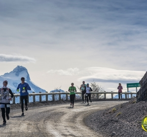pim1909paai6191; Running in Patagonia for the eighth edition of the Patagonian International Marathon 2019 in Provincia de Última Esperanza, Patagonia Chile; International Marathon; Octava Edición Maratón de la Patagonia, Chile 2019;