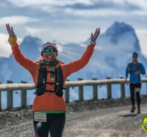 pim1909paai6233; Running in Patagonia for the eighth edition of the Patagonian International Marathon 2019 in Provincia de Última Esperanza, Patagonia Chile; International Marathon; Octava Edición Maratón de la Patagonia, Chile 2019;