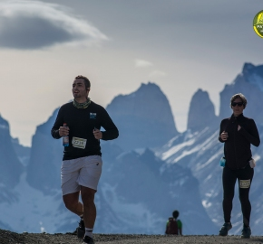 pim1909paai6284; Running in Patagonia for the eighth edition of the Patagonian International Marathon 2019 in Provincia de Última Esperanza, Patagonia Chile; International Marathon; Octava Edición Maratón de la Patagonia, Chile 2019;