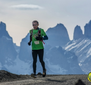pim1909paai6313; Running in Patagonia for the eighth edition of the Patagonian International Marathon 2019 in Provincia de Última Esperanza, Patagonia Chile; International Marathon; Octava Edición Maratón de la Patagonia, Chile 2019;