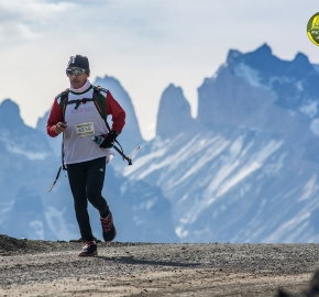 pim1909paai6350; Running in Patagonia for the eighth edition of the Patagonian International Marathon 2019 in Provincia de Última Esperanza, Patagonia Chile; International Marathon; Octava Edición Maratón de la Patagonia, Chile 2019;