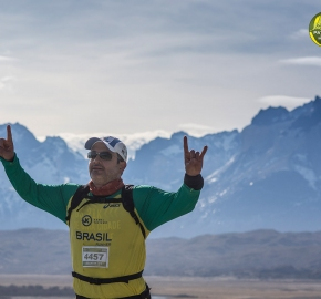 pim1909paai6412; Running in Patagonia for the eighth edition of the Patagonian International Marathon 2019 in Provincia de Última Esperanza, Patagonia Chile; International Marathon; Octava Edición Maratón de la Patagonia, Chile 2019;