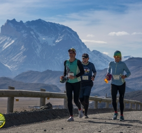 pim1909paai6420; Running in Patagonia for the eighth edition of the Patagonian International Marathon 2019 in Provincia de Última Esperanza, Patagonia Chile; International Marathon; Octava Edición Maratón de la Patagonia, Chile 2019;