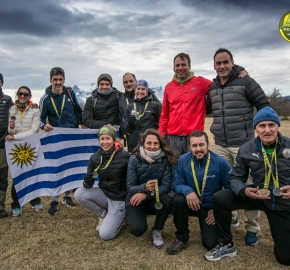 pim1909paai6475; Running in Patagonia for the eighth edition of the Patagonian International Marathon 2019 in Provincia de Última Esperanza, Patagonia Chile; International Marathon; Octava Edición Maratón de la Patagonia, Chile 2019;