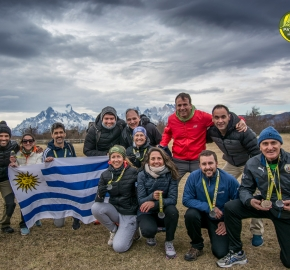 pim1909paai6476; Running in Patagonia for the eighth edition of the Patagonian International Marathon 2019 in Provincia de Última Esperanza, Patagonia Chile; International Marathon; Octava Edición Maratón de la Patagonia, Chile 2019;