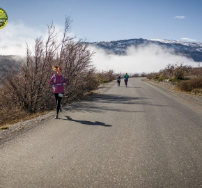 pim1909paav0069; Running in Patagonia for the eighth edition of the Patagonian International Marathon 2019 in Provincia de Última Esperanza, Patagonia Chile; International Marathon; Octava Edición Maratón de la Patagonia, Chile 2019;