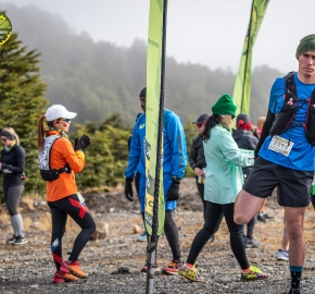 pim1909paav2673; Running in Patagonia for the eighth edition of the Patagonian International Marathon 2019 in Provincia de Última Esperanza, Patagonia Chile; International Marathon; Octava Edición Maratón de la Patagonia, Chile 2019;