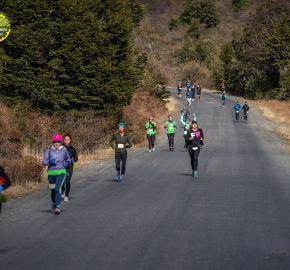pim1909paav2705; Running in Patagonia for the eighth edition of the Patagonian International Marathon 2019 in Provincia de Última Esperanza, Patagonia Chile; International Marathon; Octava Edición Maratón de la Patagonia, Chile 2019;