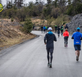 pim1909paav2717; Running in Patagonia for the eighth edition of the Patagonian International Marathon 2019 in Provincia de Última Esperanza, Patagonia Chile; International Marathon; Octava Edición Maratón de la Patagonia, Chile 2019;