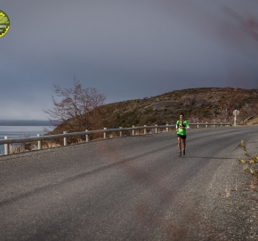 pim1909paav2745; Running in Patagonia for the eighth edition of the Patagonian International Marathon 2019 in Provincia de Última Esperanza, Patagonia Chile; International Marathon; Octava Edición Maratón de la Patagonia, Chile 2019;