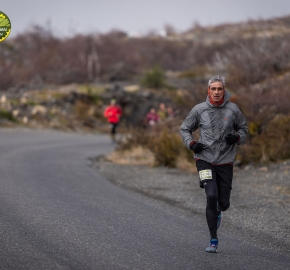 pim1909paav2752; Running in Patagonia for the eighth edition of the Patagonian International Marathon 2019 in Provincia de Última Esperanza, Patagonia Chile; International Marathon; Octava Edición Maratón de la Patagonia, Chile 2019;