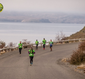 pim1909paav2758; Running in Patagonia for the eighth edition of the Patagonian International Marathon 2019 in Provincia de Última Esperanza, Patagonia Chile; International Marathon; Octava Edición Maratón de la Patagonia, Chile 2019;