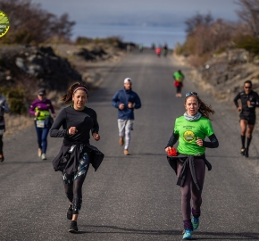 pim1909paav2773; Running in Patagonia for the eighth edition of the Patagonian International Marathon 2019 in Provincia de Última Esperanza, Patagonia Chile; International Marathon; Octava Edición Maratón de la Patagonia, Chile 2019;