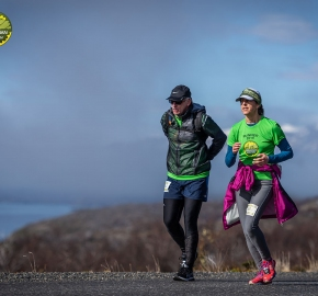 pim1909paav2782; Running in Patagonia for the eighth edition of the Patagonian International Marathon 2019 in Provincia de Última Esperanza, Patagonia Chile; International Marathon; Octava Edición Maratón de la Patagonia, Chile 2019;