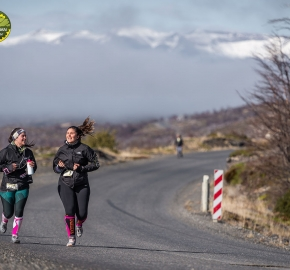 pim1909paav2788; Running in Patagonia for the eighth edition of the Patagonian International Marathon 2019 in Provincia de Última Esperanza, Patagonia Chile; International Marathon; Octava Edición Maratón de la Patagonia, Chile 2019;