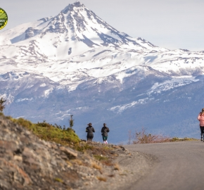 pim1909paav2792; Running in Patagonia for the eighth edition of the Patagonian International Marathon 2019 in Provincia de Última Esperanza, Patagonia Chile; International Marathon; Octava Edición Maratón de la Patagonia, Chile 2019;
