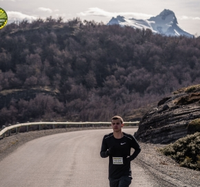 pim1909paav2809; Running in Patagonia for the eighth edition of the Patagonian International Marathon 2019 in Provincia de Última Esperanza, Patagonia Chile; International Marathon; Octava Edición Maratón de la Patagonia, Chile 2019;
