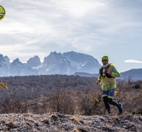 pim1909paav2810; Running in Patagonia for the eighth edition of the Patagonian International Marathon 2019 in Provincia de Última Esperanza, Patagonia Chile; International Marathon; Octava Edición Maratón de la Patagonia, Chile 2019;