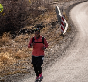 pim1909paav2817; Running in Patagonia for the eighth edition of the Patagonian International Marathon 2019 in Provincia de Última Esperanza, Patagonia Chile; International Marathon; Octava Edición Maratón de la Patagonia, Chile 2019;