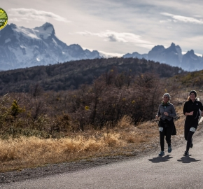 pim1909paav2821; Running in Patagonia for the eighth edition of the Patagonian International Marathon 2019 in Provincia de Última Esperanza, Patagonia Chile; International Marathon; Octava Edición Maratón de la Patagonia, Chile 2019;