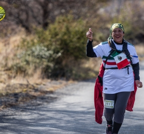 pim1909paav2824; Running in Patagonia for the eighth edition of the Patagonian International Marathon 2019 in Provincia de Última Esperanza, Patagonia Chile; International Marathon; Octava Edición Maratón de la Patagonia, Chile 2019;