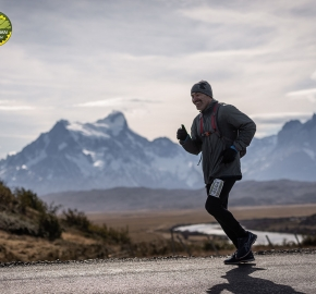 pim1909paav2843; Running in Patagonia for the eighth edition of the Patagonian International Marathon 2019 in Provincia de Última Esperanza, Patagonia Chile; International Marathon; Octava Edición Maratón de la Patagonia, Chile 2019;