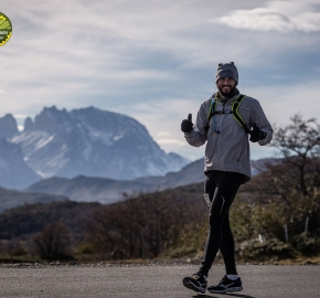 pim1909paav2848; Running in Patagonia for the eighth edition of the Patagonian International Marathon 2019 in Provincia de Última Esperanza, Patagonia Chile; International Marathon; Octava Edición Maratón de la Patagonia, Chile 2019;