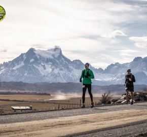pim1909paav2913; Running in Patagonia for the eighth edition of the Patagonian International Marathon 2019 in Provincia de Última Esperanza, Patagonia Chile; International Marathon; Octava Edición Maratón de la Patagonia, Chile 2019;